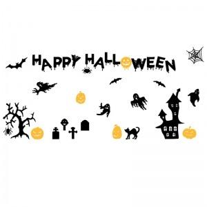 FlexMade Feestdagen Divers Halloween Raamfolie 3