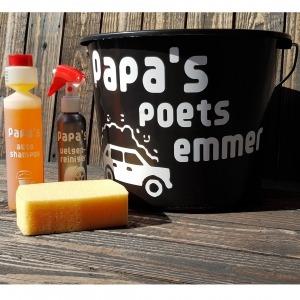 FlexMade Vaderdag Cadeaupakket poets Emmer gevuld