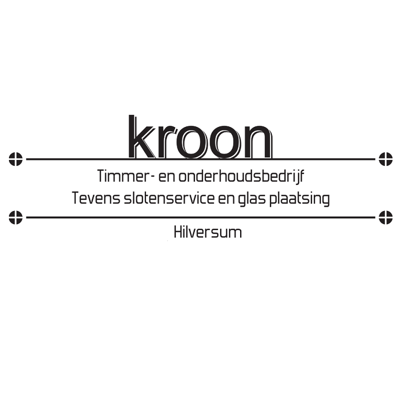 Kroon Timmer & Onderhoudsbedrijf
