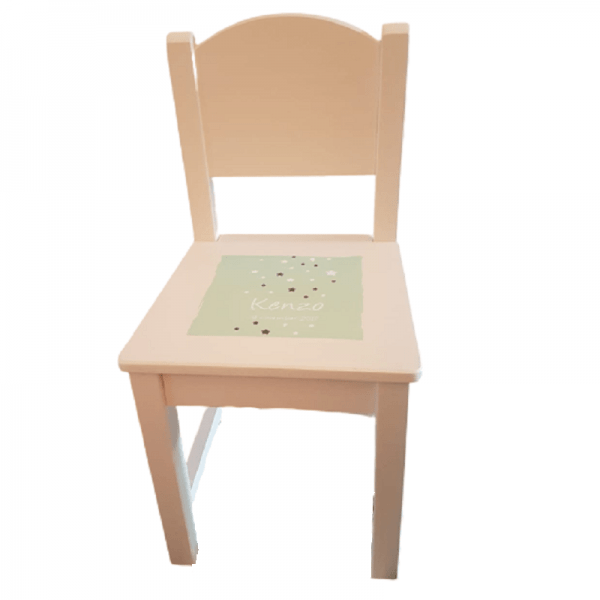 Kinderstoeltje met sticker FlexMade